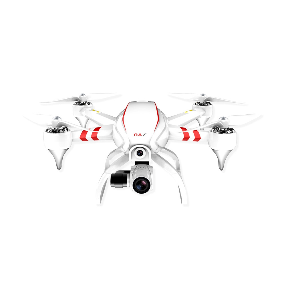 Original JYU Hornet S 5.8G FPV RC Racing Drone with 4K UHD Camera 3-Axis Gimbal GPS Hovering RTF RC Quadcopter Aerial Edition upgrade debugging edition jiyi fpv g3 3d 3 axis gimbal for gopro hero3 3 hero4 aerial photography