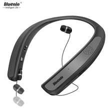 Bluenin TWS 2 in 1 Headphones & Speaker True 3D Stereo Sound Bluetooth Earphone IPX4 Wireless Outdoor Sport Headset Headphone