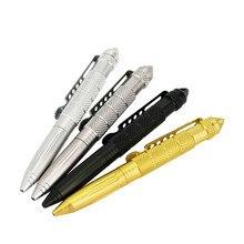 Портативный EDC походный набор самообороны тактические ручки инструмент многоцелевой аварийный молоточек для стекла Противоскользящие Ручка выживания комплект подарки
