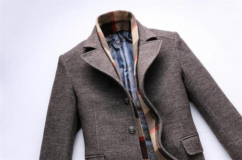 HTB1pA08XinrK1Rjy1Xcq6yeDVXa3 iSurvivor 2019 Men Winter Thick Cotton Wool Jackets Coats Male Casual Fashion Slim Fit Large Size Nylon Jackets Jaqueta Outwear