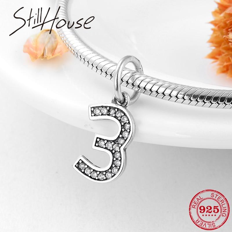 Charms spacer perlas bastones DIY vintage joyas 925 plata entre piezas