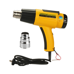2000 w 220 v Eu Industriële Elektrische Heteluchtpistool Thermoregulator Warmte Guns Lcd Display Krimpfolie Thermische Power Tool