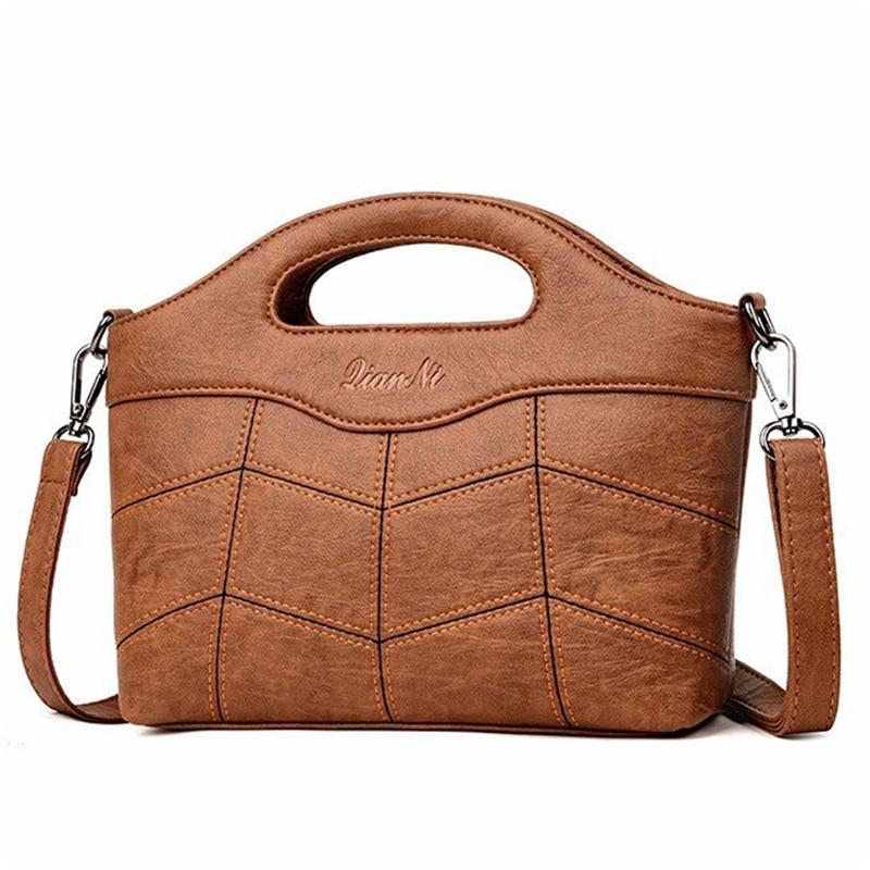 где купить Mini Crossbody Shoulder Bags For Women 2018 Designer Handbags High Quality Tote Women Leather Handbags Clutch Hand Bag Sac Femme дешево