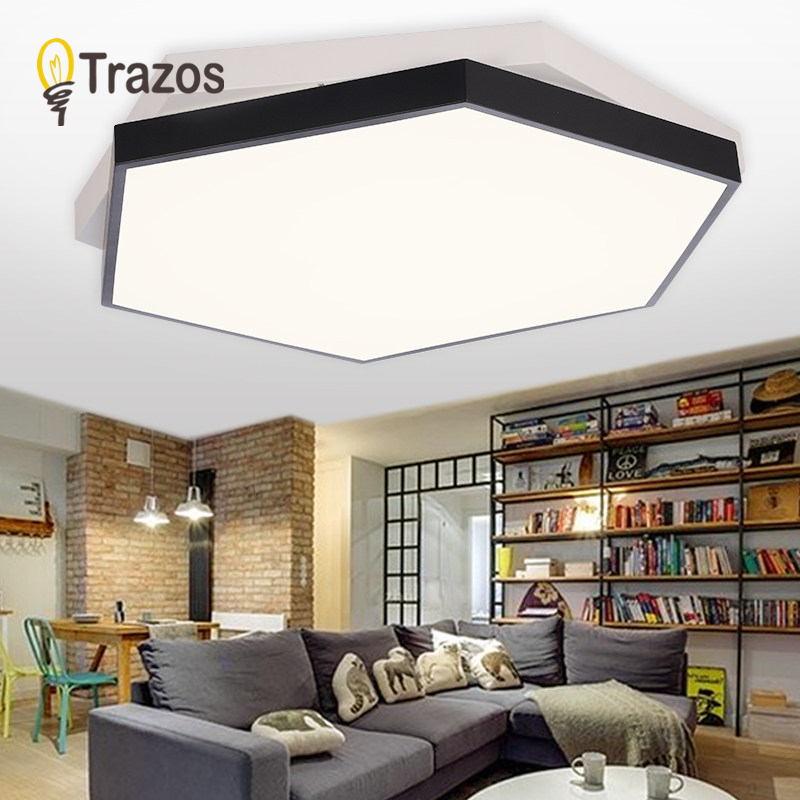 NEO Gleam New Ideal Modern LED Ceiling chandelier lights for Living Room Bedroom Coffee+White Color Minimalism Chandeliers