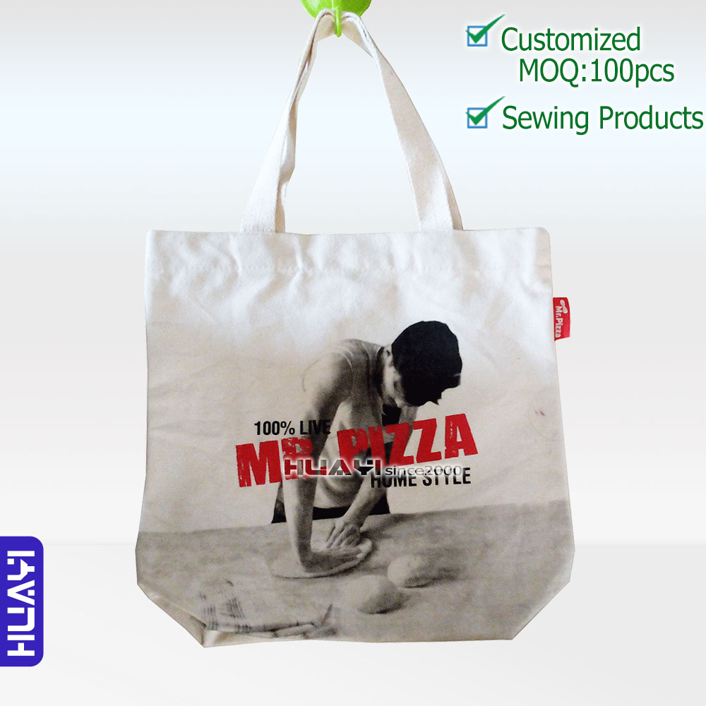 Us 508 0 Whole Small Order Is Welcome Cotton Bags Reusable Ping Promotional Bag Eco Canvas Tote In From Luggage