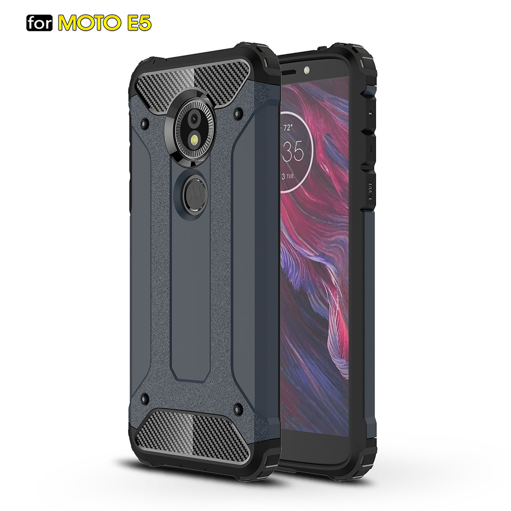 4412e5b1d2 ZGAR Case for Motorola Moto G6 Play Covers Plastic Silicon G6Play Celular  Phone Bags Cases for Motorola Moto E5 Men Women Shell-in Fitted Cases from  ...