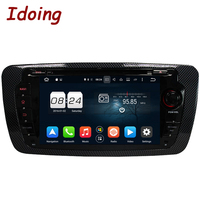 2Din Odtwarzacz Wideo Dla Samochodów Seat Ibiza Idoing Kierownicy 7 inch Radio samochodowe Dvd Nawigacja GPS Bluetooth TV 3G WIFI Radio