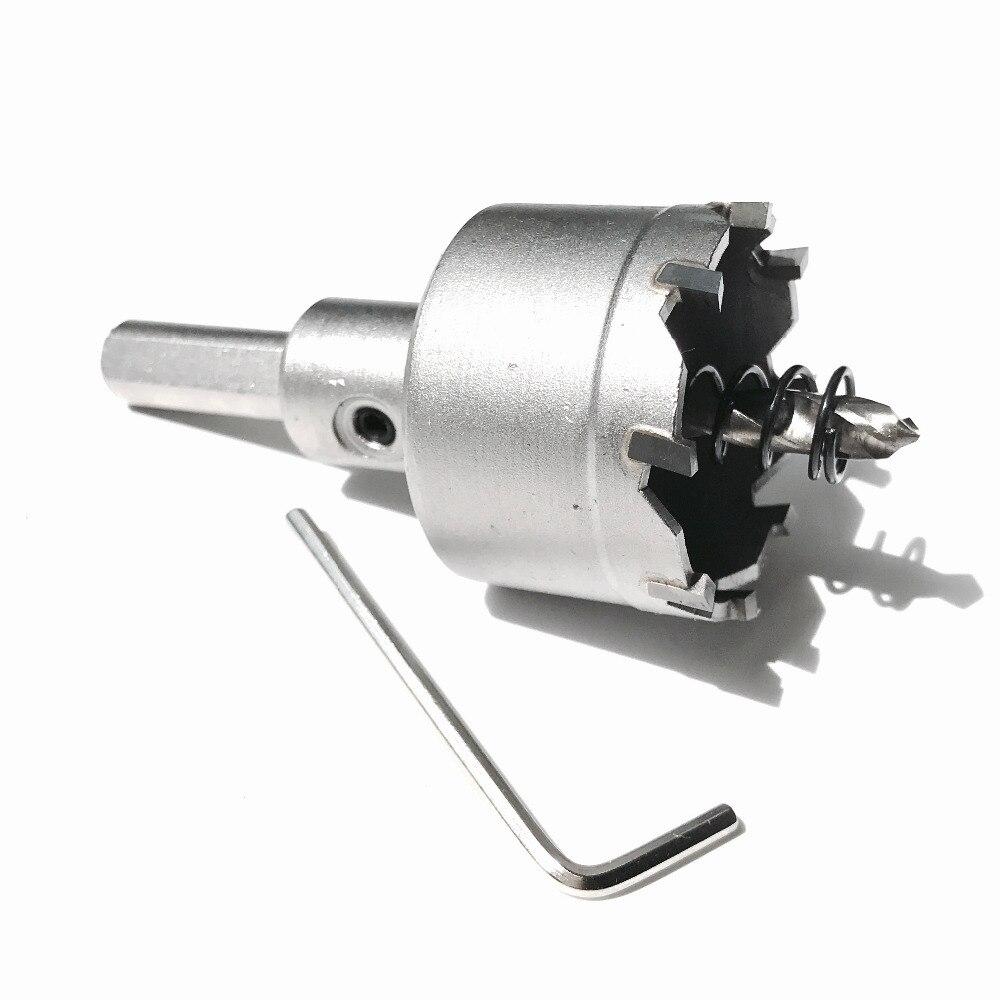 1PC átmérőjű, 24-60 mm-es tartományú TCT acél - Fúrófej - Fénykép 4