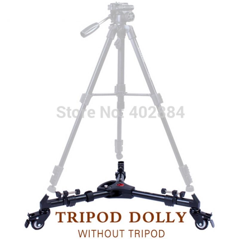 Hot Yunteng VCT-900 Peralatan Fotografi Profesional Tripod Aluminium - Kamera dan foto - Foto 1