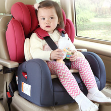 Luxury Child car seat Universal increased ISOFIX thickening booster