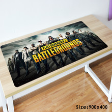 pbpad store 900x400mm large size gaming mouse pad for gamer table laptop mats non-slip lock edge game mousepads player