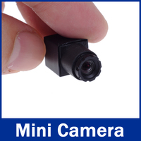 Tiny 0 008Lux 520TVL 90 Degree View Angle With House Supper Mini CCTV Camera 4 24V