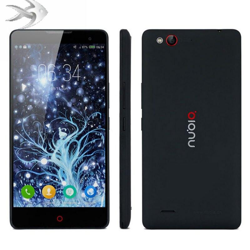 Original New ZTE Nubia Z7 Max Nx505j Mobile Phone Dual SIM 5 5 Snapdragon 801 Quad