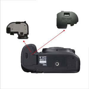 Image 1 - 10 개/몫 배터리 도어 커버 D3000 D3100 D3200 D400 D40 D50 D60 D80 D90 D7000 D7100 D200 D300 D300S D700 카메라 수리