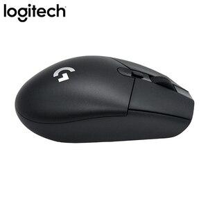 Image 3 - מקורי Logitech G304 משחקי 2.4G אלחוטי גיבור מנוע עכבר 5AA סוללה 12000DPI עבור LOL PUBG Fortnite Overwatch CSGO