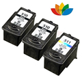Compatible PG-510 CL-511 Ink Cartridge For Canon PG510 CL511 Pixma IP2700 MP230 MP250 MP280 MP495 MP490 MP492 iP2702 MX320 MX330