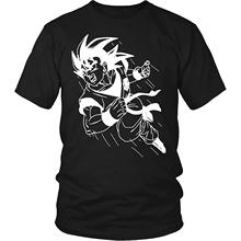 Dragon Ball Z Shirt, White Print Limited Edition  Free shipping newest Fashion Classic Funny Unique gift
