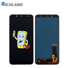 LCD For Samsung Galaxy J6 2018 J600 J600F J600F/DS J600G/DS LCD Display Touch Screen Assembly For J6 J600 LCD Panel(China)