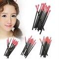 Wholesale 50Pc Silicone Head Disposable Mascara Wands Eyelash Brushes Lash Extention
