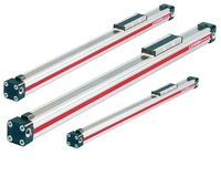 NEW Pneumatic Rodless Cylinders OSP P25 00000 00200 stroke is 200mm