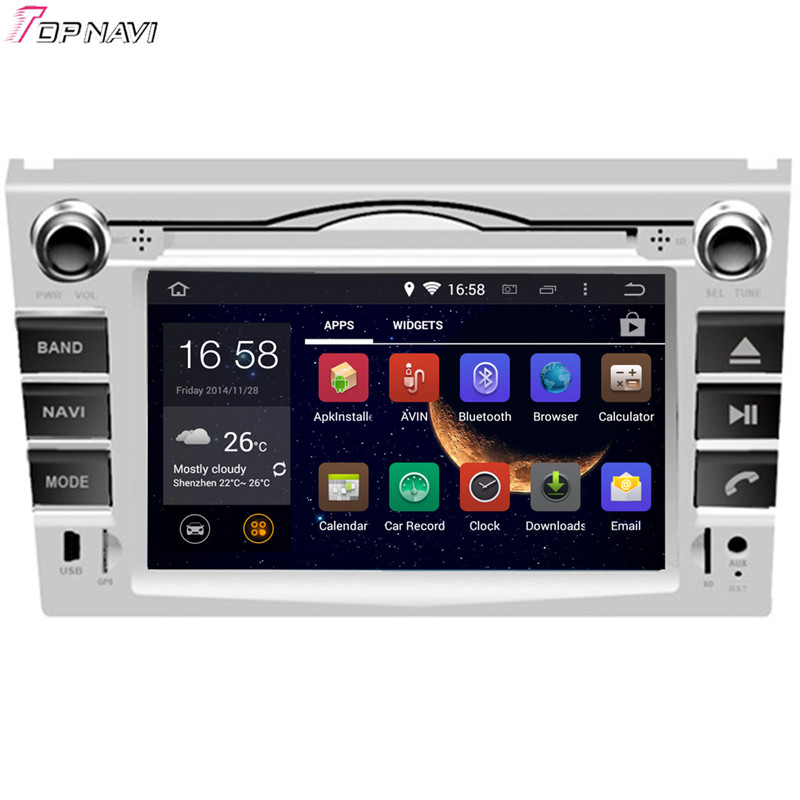 TOPNAVI 6.2'' Octa Core 2GB RAM Android 6.0 Car Radio Stereo GPS for OPEL ASTRA/VECTRA/ZAFIRA Audio DVD Player