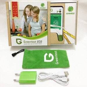 Image 5 - Greentest Eco 5F Thực Phẩm Kỹ Thuật Số Nitrat Bút Thử Máy Đo Nồng Độ Nhanh Chóng Phân Tích Trái Cây/Rau Củ/Thịt/Cá Nitrat Đo
