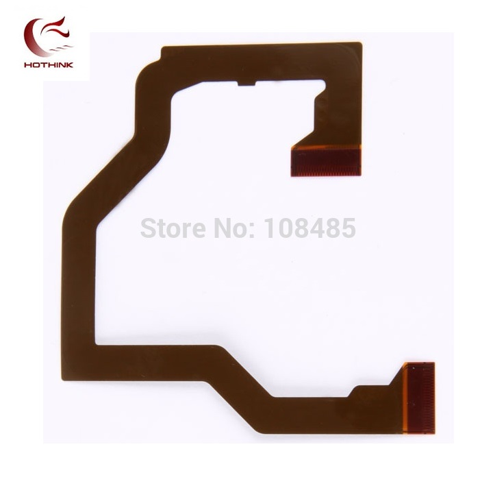 HOTHINK Connect Screen Flex Cable Bus Wire Repair Part For Nintendo DS Fat NDS