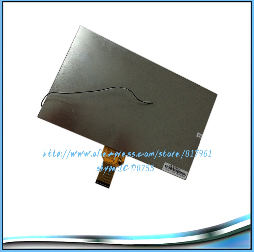 Новый ЖК дисплей Матрица для 10,1 Turbopad 1014 планшет внутренний ЖК экран панель Модуль Замена Бесплатная доставка