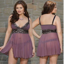 Yufeila Transparent Sexy Lingerie Underwear Nightwear Hot Erotic Women Sleepwear V Neck Lace sling Porn Lingerie Sex Costumes цены