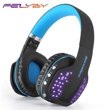 FELYBY Q2 Headband Foldable Light Wireless Bluetooth Headset