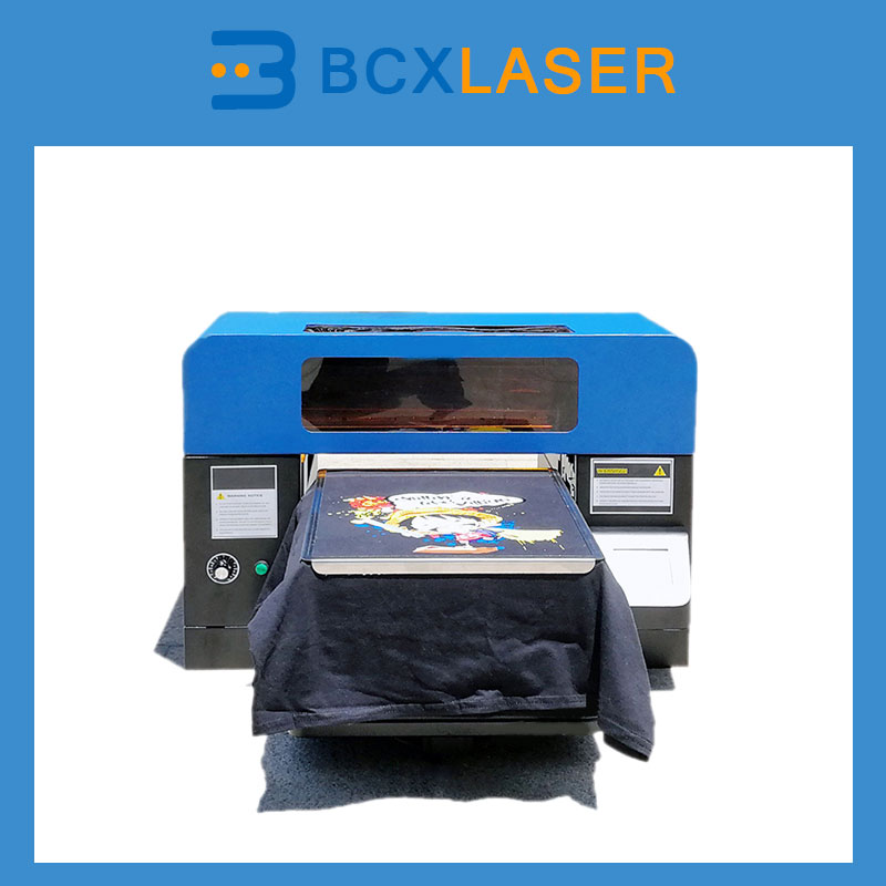 T-shirt Printers Textile Printing Machine Clothing  Socks Pattern Printing Equipment