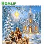 HOMLIF DIY Diamond P...