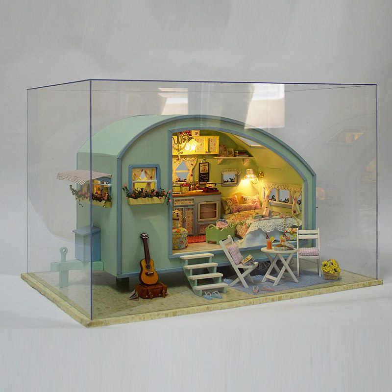 Bad Boy Box Dollhouse miniature