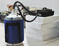 Machine de séparation d'affichage à cristaux liquides de séparateur d'écran de fente d'azote liquide congelé de YOUYUE 948F pour la réparation de téléphone portable-90 ~-170