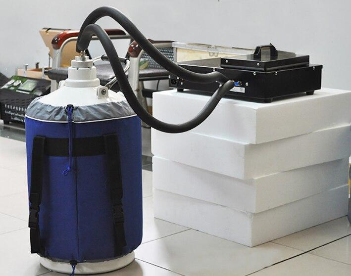 YOUYUE 948F Congelés l'azote Liquide écran partagé séparateur machine LCD séparation machine pour téléphone mobile de réparation-90 ~-170