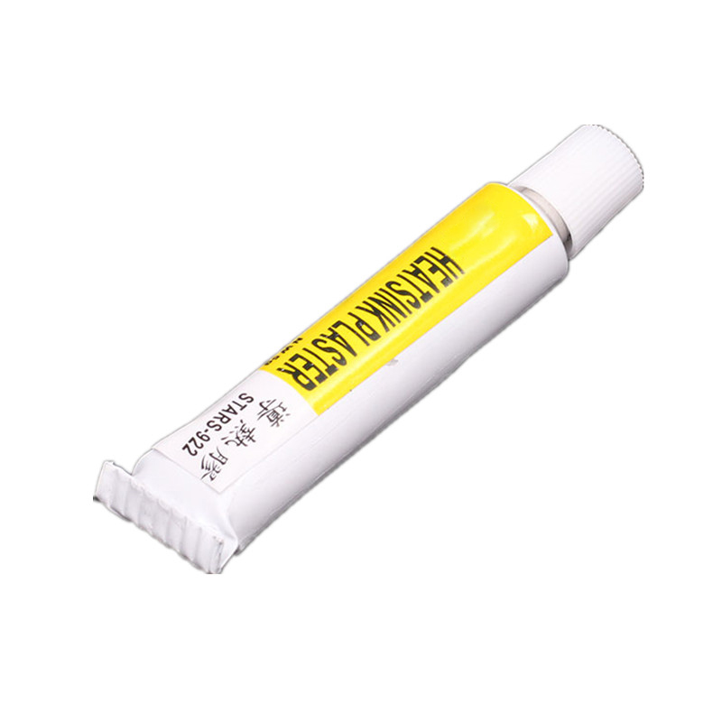 Heatsink Thermal Grease Paste Compound Silicon Scraper CPU Silicone Adhesive Cooling Strong Compound Glue For Heat Sink Stick in Fans Cooling from Computer Office