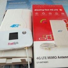 Unlocked Huawei E5776s-601 4G FDD/TDD Wireless MiFi Router WiFi Hotspot NEW+Indoor New 4G lte MIMO antenna 49dBi