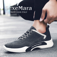Mens Outdoor Running Shoes Male Sport Shoes Summer Breathable Men Sneakers Lace Up Lifestyle Athletic Traiers masculino adulto