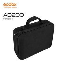 Godox 원래 ad200 보호 가방 보호 케이스 godox 포켓 플래시 ad200