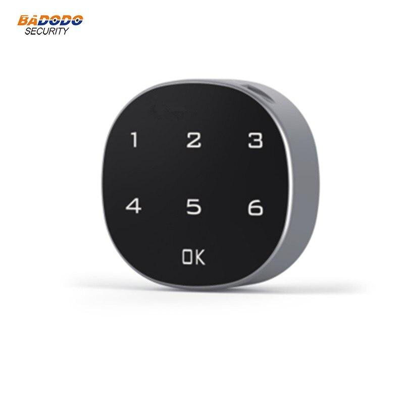Toque Teclado Keyless Senha fechamento do armário gaveta Do Armário elétrico Digital locker de bloqueio para controle de acesso em casa