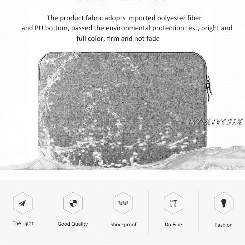 Sleeveväska till Macbook Air 13 Pro Retina 11 12 13 15 15.4 Sleeve - Laptop-tillbehör - Foto 5