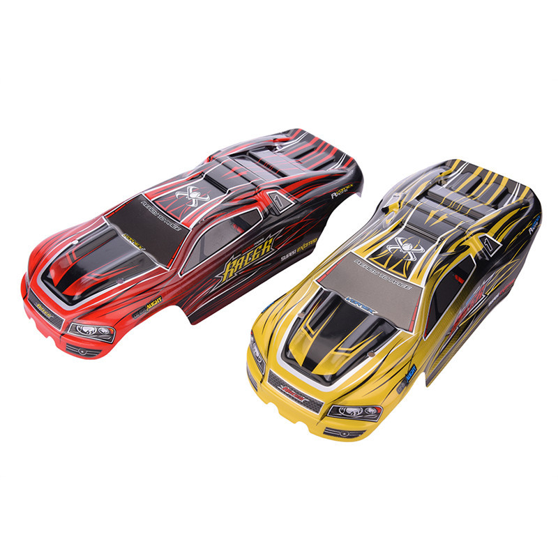 Hot Original Sh16-SJ01 Car Cell RC Car Spare Parts Body Shell Car Accessories for S912 / 9116 Remote Control Car Body Shell купить в Москве 2019
