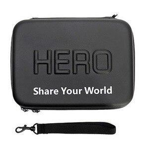Image 2 - LANBEIKA darbeye dayanıklı su geçirmez taşınabilir sert çanta kutu çanta EVA koruma SJCAM SJ8 SJ4000 SJ5000 SJ6 git Pro Hero 9 8 7 6 5 4
