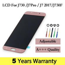 Lcd For Samsung J730 Display J7 Pro With Backlight Screen For Samsung Galaxy  J7 2017 Display Assembly Blue Pantalla J7  pro lcd