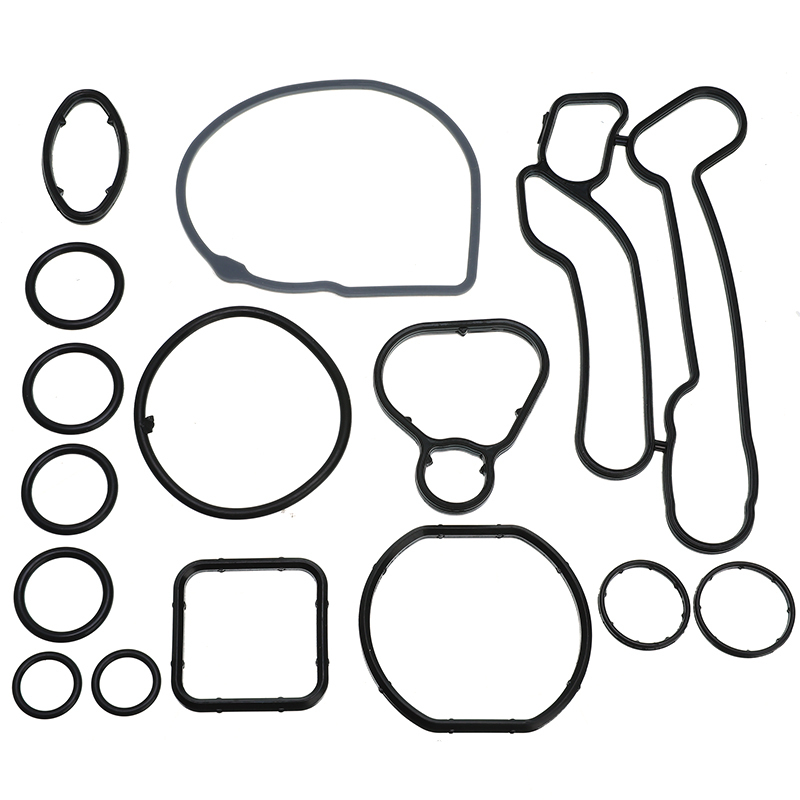 150 Pcs/lot Radiators Gaskets Seals Cooling System Parts For Chevrolet Cruze 1.6L 1.8L OEM#<font><b>24445723</b></font> 55354071 For Opel/Alfa Romeo image