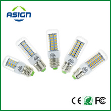 E27 E14 Led Bulbs Light Lamps 5730 220V 24 36 48 56 69leds LED Corn Led Bulb Christmas lampada led Chandelier Candle Lighting