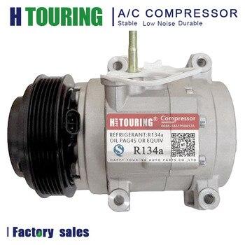 SP11 samochodów sprężarka klimatyzacji dla korei SSANGYONG SsangYong Actyon Korando 2.0 Diesel 749004 6711303011 6711303111