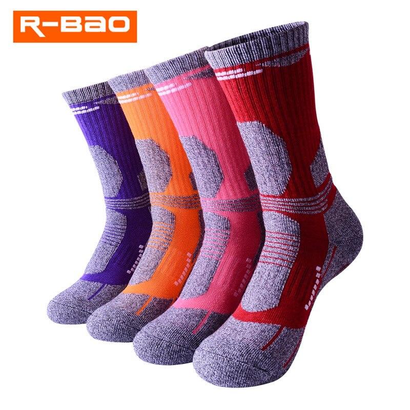 Новые уличные походные носки для мужчин и женщин, утолщенные зимние теплые спортивные носки, впитывающие влагу, для альпинизма, катания на л...