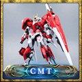 MB construir Gundam 00 GN-0000 7 S 00 Sete Espada de Metal Gear Inspeção Modelo Vermelho