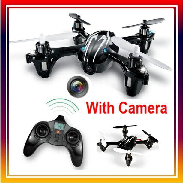 24Ghz 4CH RC Quadcopter Mini Drone With Camera Remote Control Helicopter Toys 03MP